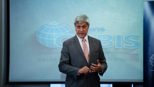 Eduardo Marty, director general de Junior Achievement Argentina