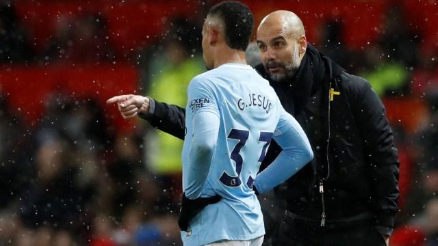 Con su fútbol estético, Pep Guardiola hizo añicos la competitividad en la liga inglesa(Reuters)