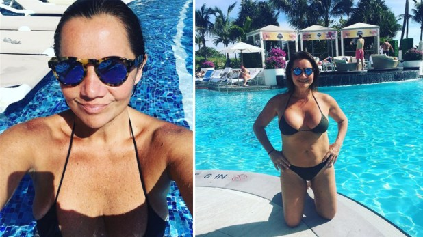 Nancy Pazos en la primera etapa de su dieta -los primeros 3 meses- bajó18 kilos, y en distintas etapas combinó la Dieta Metabólica Acelerada (DMA)y la Cetogénica