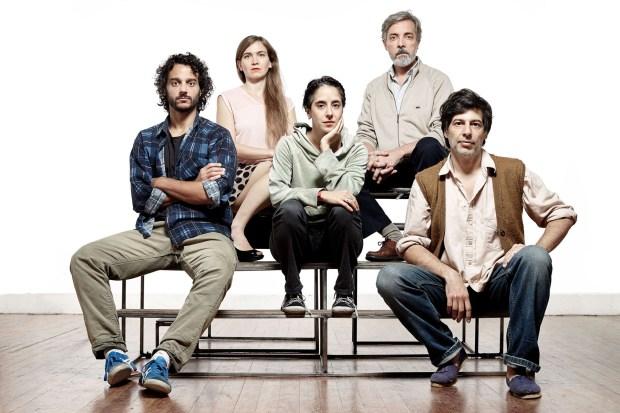 El amor es un bien es una producción de Moscú Teatro (Nora Lezano)