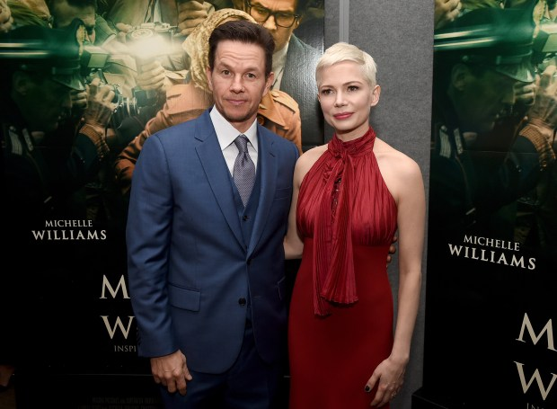Mark Wahlbergy Michelle Williams