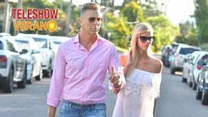 La artista se mostró feliz de que su ex, Alejandro Fantino, haya vuelto a formar pareja con la modelo Coni Mosqueira