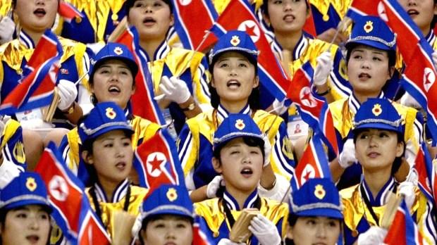 La presentación fue en el 2002 en Busan (Reuters)
