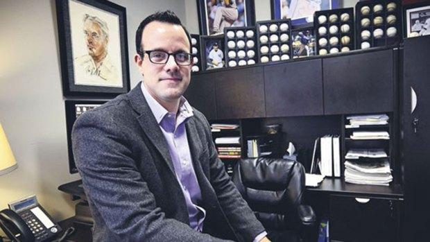 Jason Wood, agente de jugadores de la MLB, está envuelto en un escándalo