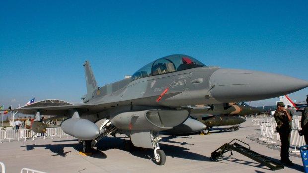 Chile incorporó aviones F-16 a su Fuerza Aérea, lo que la convirtió en una de las más avanzadas de la región. (Fernando Calzada)