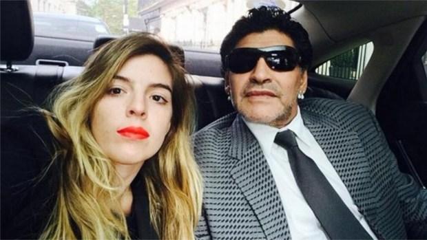 Diego y Dalma. Archivo Atlántida Televisa.