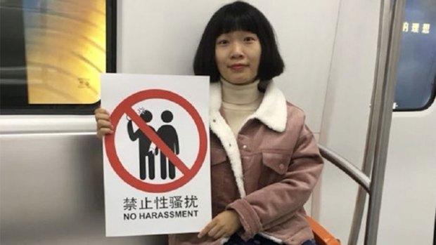 La campaña #MeToo llegó a China