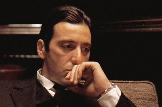 "Al Pacino: ""El Padrino II"""