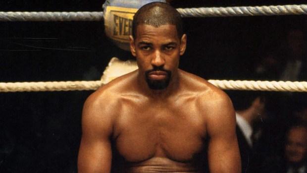 """Denzel Washington ganó el """"Globo de Oro"""" en 1999 por interpretar a Rubin Carter"""