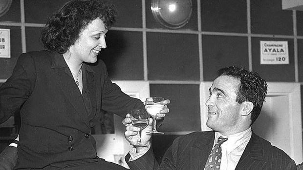 """""""Edith y Marcel"""", película que reflejó el amor entre Piaff y Marcel Cerdan"""