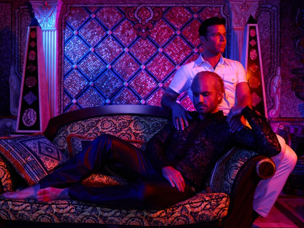 The Assassination of Gianni Versace: American Crime Story con Edgar Ramirez y Ricky Martin (Pari Dukovic/FX)