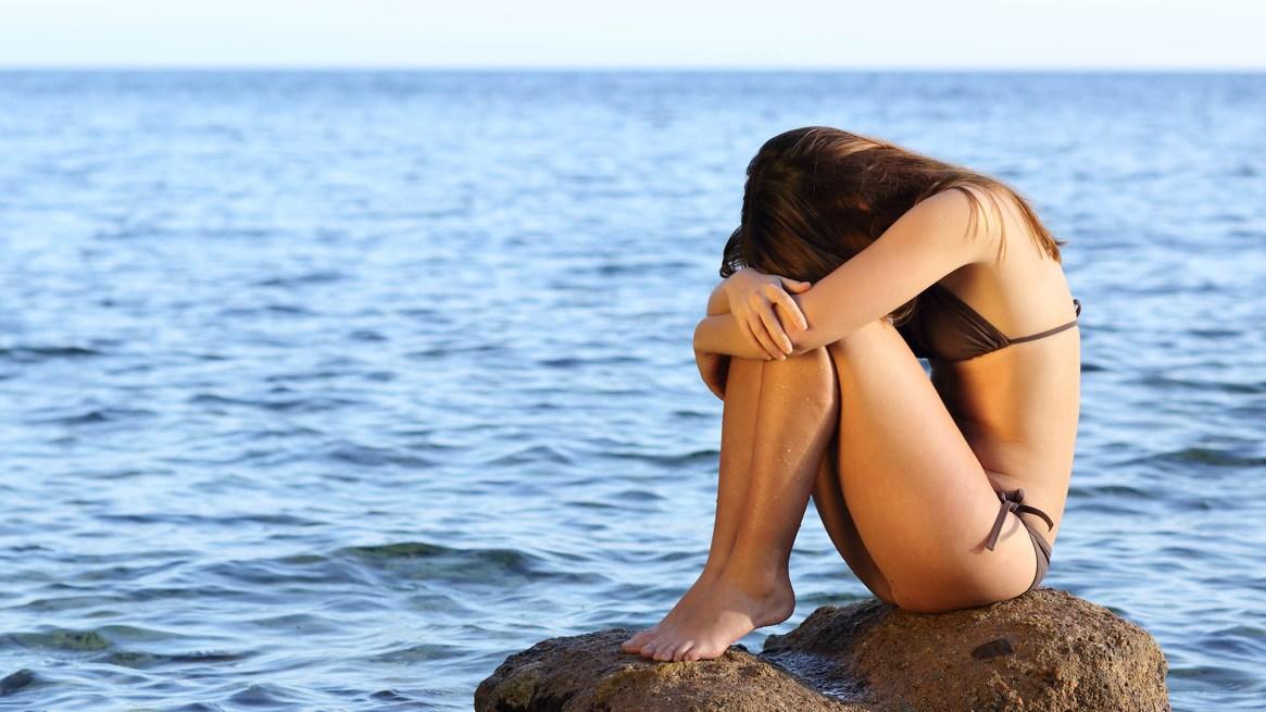 Las vacaciones generan estrés y ansiedad a muchas personas (Getty)
