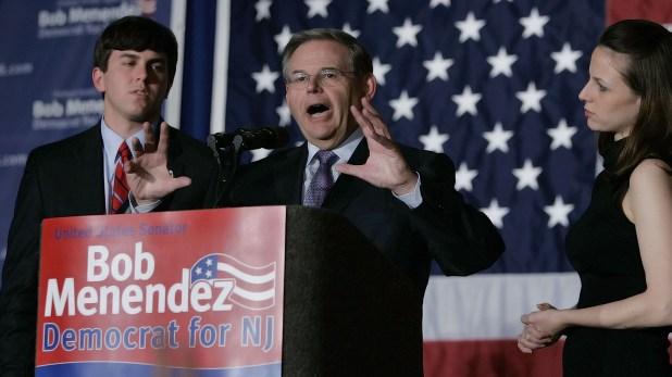 La banca de Bob Menendez en el Senado es clave para los demócratas. (Getty)