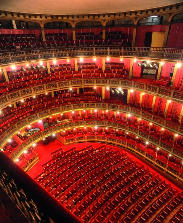 Sala del Cervantes