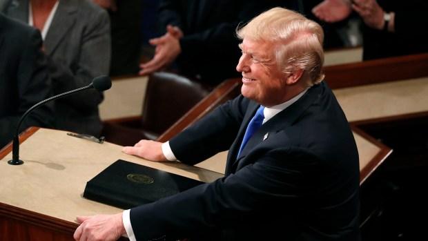 Donald Trump, presidente de los Estados Unidos (Reuters)