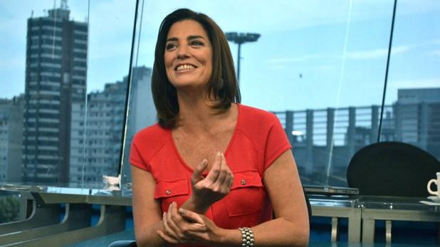 La periodista y legisladora porteña Débora Pérez Volpin falleció en febrero tras someterse una endoscopía (Damián Rodríguez)