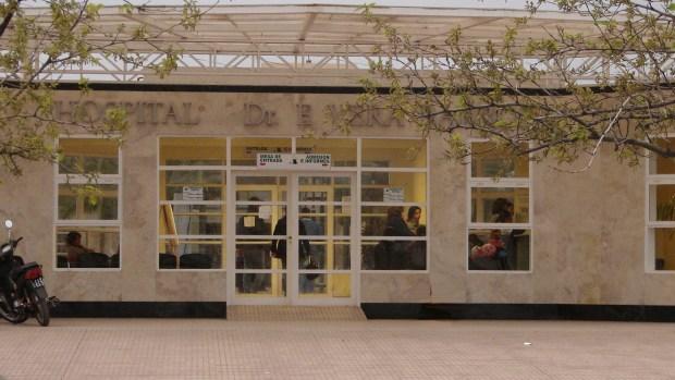 En Hospital de Vera Barros permanecían internados los jóvenes cadetes