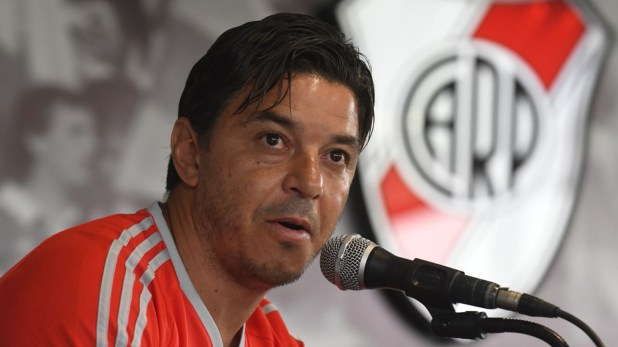Marcelo Gallardo (@CARPoficial)