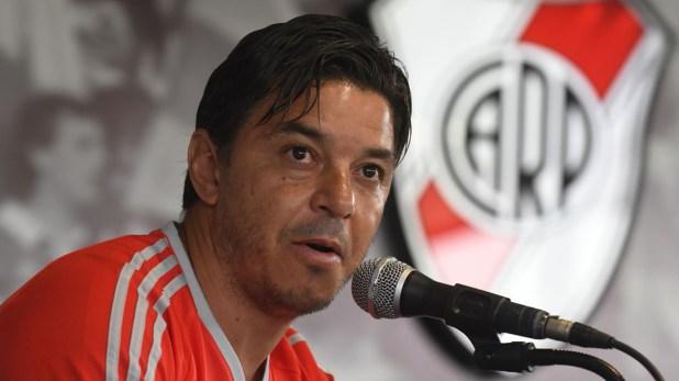 Marcelo Gallardo (@CARPoficial)