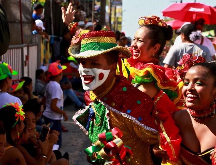 أطفال الرقص من خربش، واحدة من الجماعات الشعبية الأكثر تقليدية.  وقد أعلن الكرنفال تحفة من التراث الشفهي وغير المادي للبشرية، والتي مظاهرها تخضع لحماية خاصة