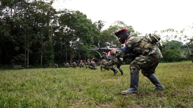 Las autoridades confirmaron la alianza entre Los Caparrapos y el ELN a finales de 2018, cuando combatieron juntos en un enfrentamiento.
