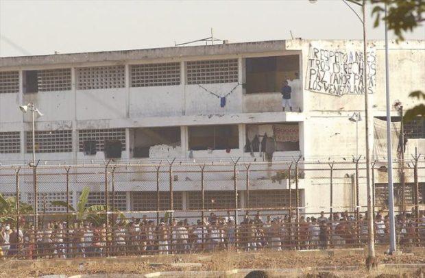 La cárcel de Tocuyito (Imagen de archivo)