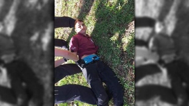El arresto de Nikolas Cruz