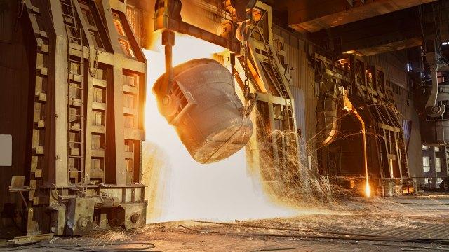 Los aranceles que Estados Unidos aplicó al acero afectan especialmente a China