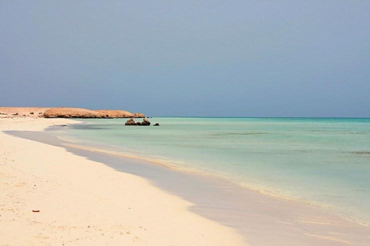 Playa Sharm El Luli