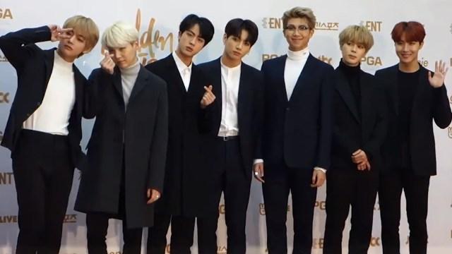 BTS se vio recientemente envuelto en la polémica en Japón
