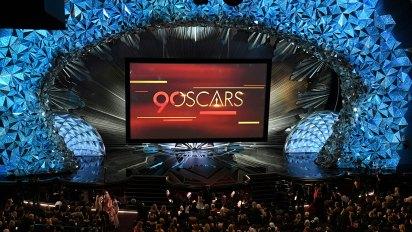 Los premios Oscar fueron muy comentados en Facebook (AFP)