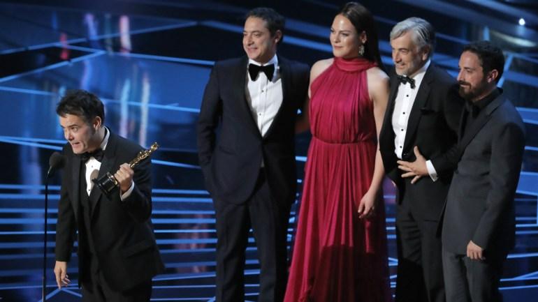 """La chilena """"Una mujer fantástica"""" ganó en la categoría Mejor película extranjera"""
