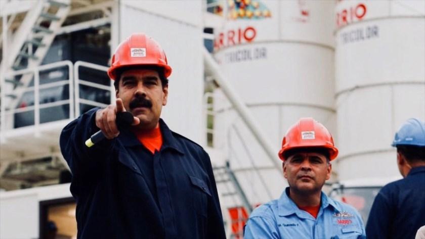PDVSA es casi la única fuente de ingreso del régimen chavista