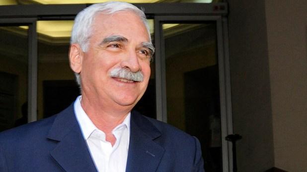 El empresario metalúrgico y ex presidente de la UIA, Juan Carlos Lascurain
