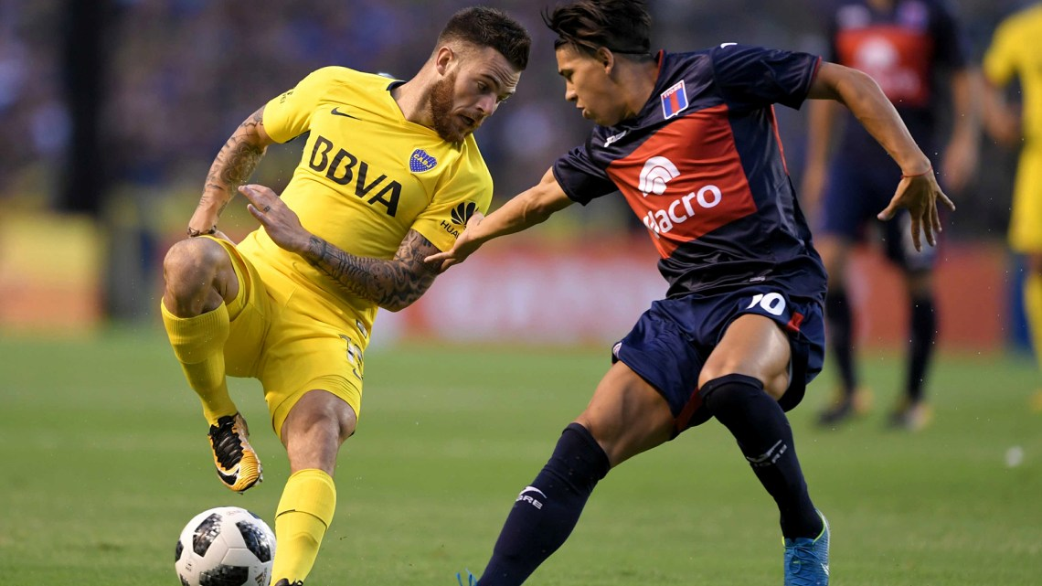 Boca y Tigre juegan en la Bombonera (Foto: Télam)