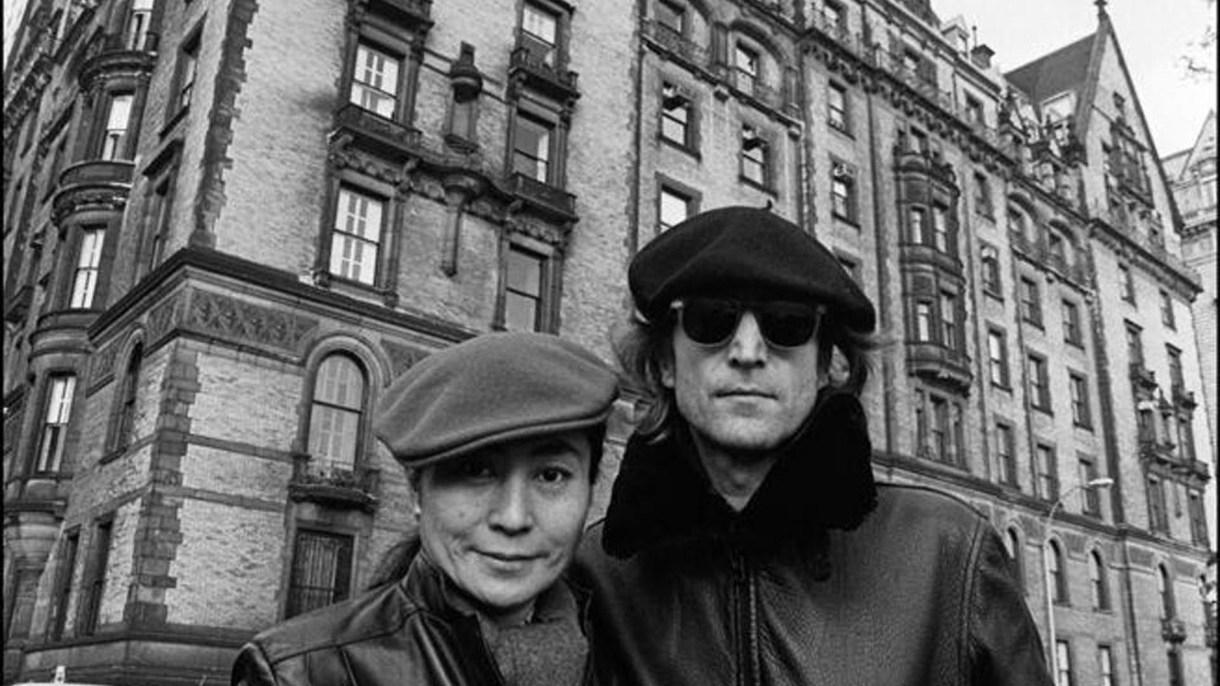 John y Yoko.