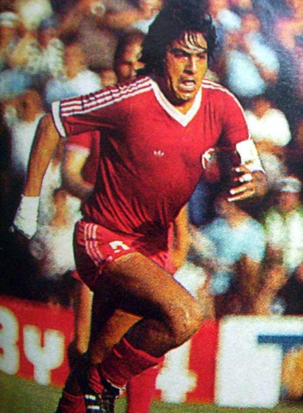 Galván obtuvo cuatro Copa Libertadores con Independiente