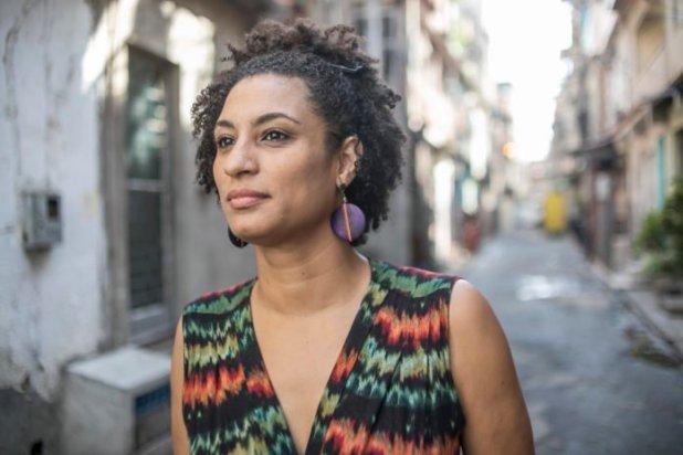 La consejal y activista de los derechos humanos Marielle Franco