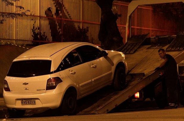 Franco fue tiroteada cuando transitaba en su vehículo por una calle del centro de Río (Reuters/Ricardo Moraes)