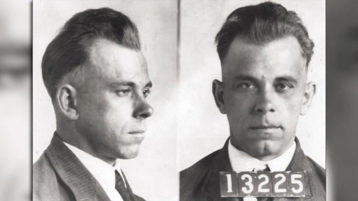 Resultado de imagen para Fotos de John Dillinger