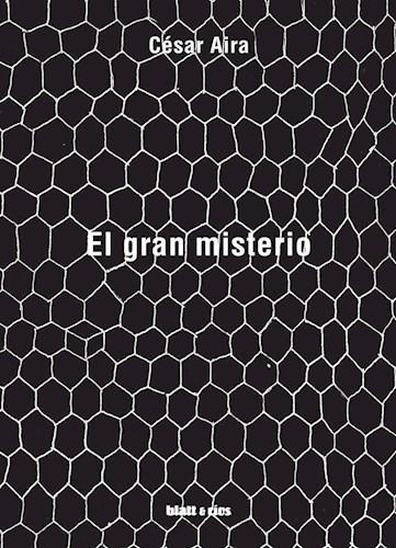 """""""El gran misterio"""", la novela número 100 de Aira"""