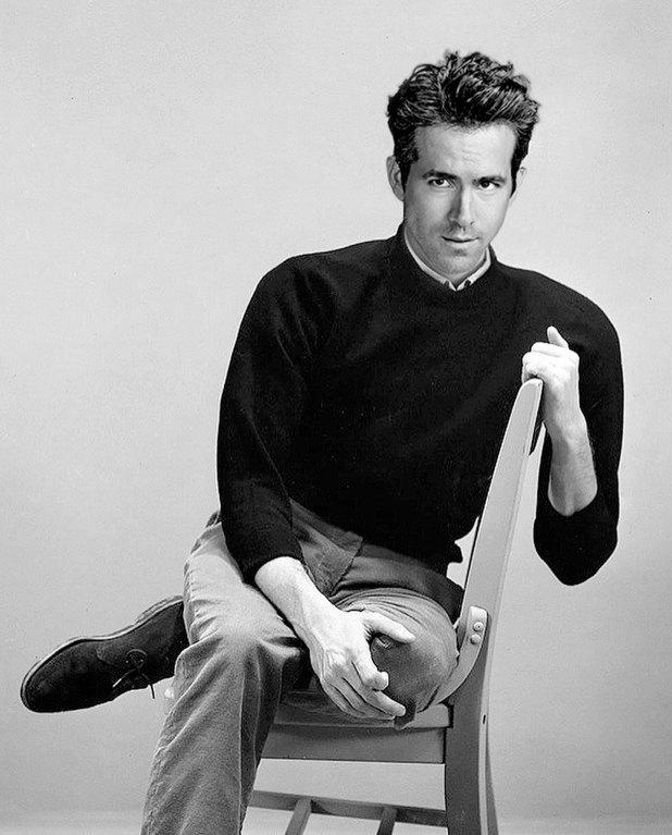 Ryan Reynolds como Norman Bates en Piscosis. (Foto Instagram)
