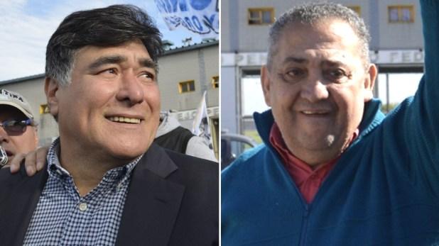 Zannini y DElía fueron liberados el sábado