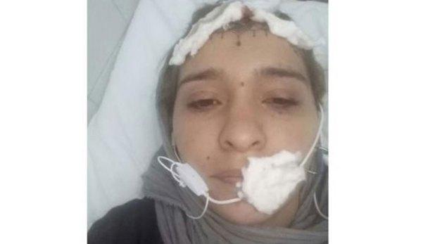 La testigo estuvo internada en el hospital San Bernardo de Salta
