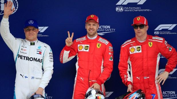 Vettel conquistó cuatro títulos de F1 (Reuters)