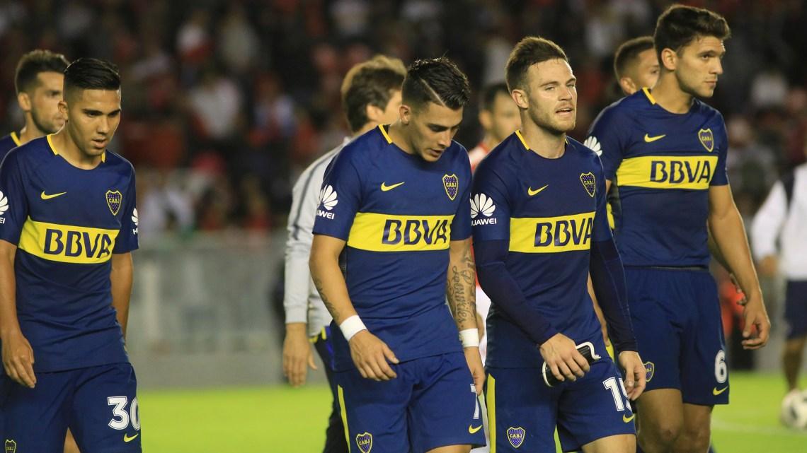 Independiente venció aBoca y la Superliga está que arde (Foto: NA)