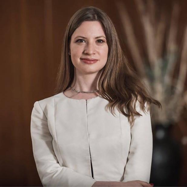 Laura Jaitman, deputy de Finanzas por la Argentina