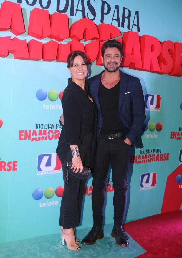 Nancy Dupláa y Luciano Castro