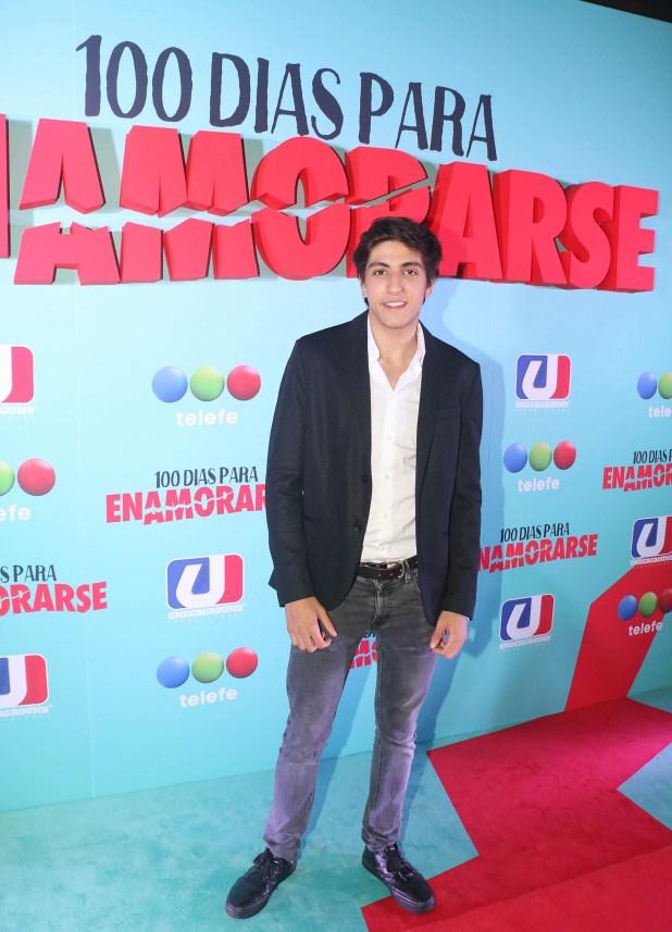 Facundo Calvo, el hijo de Carlín Calvo