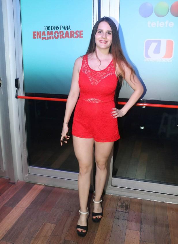 Alma Gandini, la hija de Laura Ubfal